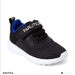Baby boy new Nautica sneakers